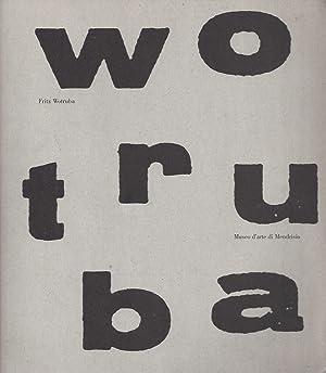 WOTRUBA - Museo d'Arte Mendrisio 24.III.-9.VI.2002: Wotruba, Fritz -