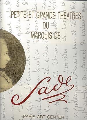 PETITS ET GRANDS THÉÂTRES DU MARQUIS DE: Le Brun, Annie