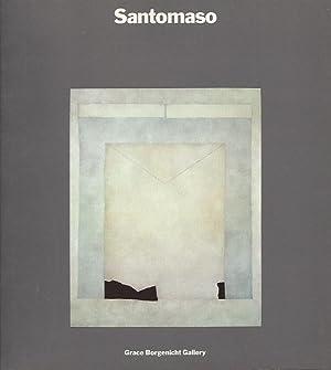 Santomaso - Recent Paintings - New York,: Ballerini, Julia -