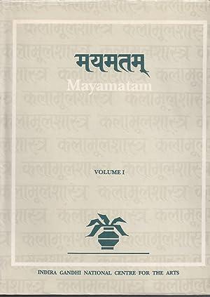 MAYAMATAM (Vastusastra, treatise on dwelling.) 2 Volumes: Varsyayan, Kapila -