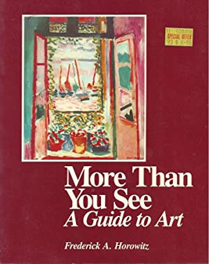 More Than You See - A Guide to Art