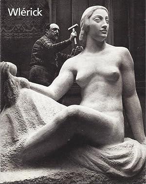ROBERT WLÉRICK (1881-1944) - Paris: Musée Rodin: Laurent, Monique -