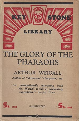 THE GLORY OF THE PHARAOS - First Impression in the Keystone Library 1936