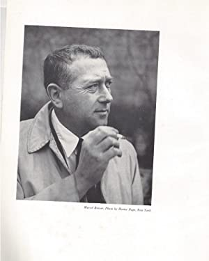 Marcel Breuer: Architect and Designer by Peter: Blake, Peter -