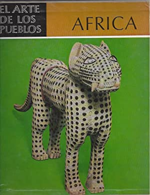 AFRICA Negra - 64 Laminas en colores: Leuzinger, Elsy -