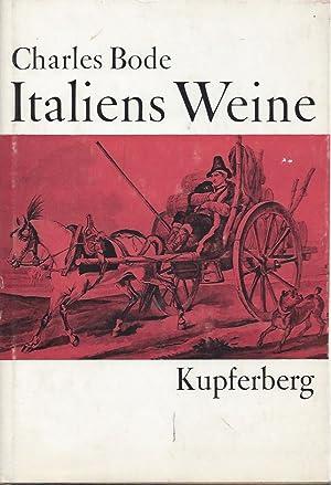 ITALIENS WEINE: Bode, Charles G.