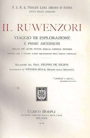S.A.R. Il Principe Luigi Amedeo di Savoia: De Filippi, Dr.