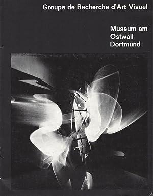 Groupe de Recherche d'Art Visuel - Demarco,: Thiemann, Eugen