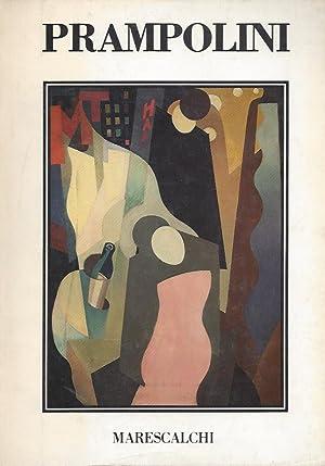 PRAMPOLINI opere dal 1913 al 1956: Prampolini, Enricco -