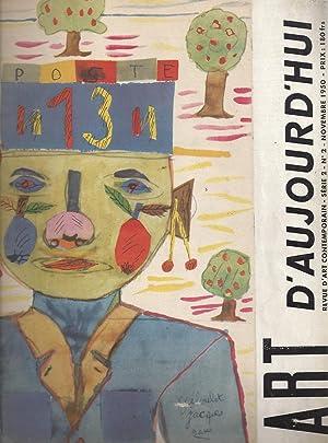 ART d'aujourd'hui - 2e Serie - Numero: Bloc, André -