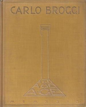 CARLO BROGGI: Broggi, Carlo