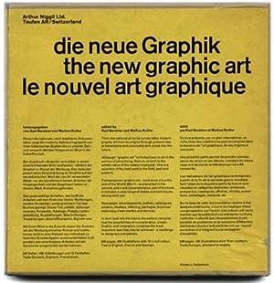 die neue Graphik / the new graphic: Gerstner, Karl -