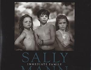 "SALLY MANN: ""IMMEDIATE FAMILY"" A GROUNDBREAKING CLASSIC: Mann, Sally -"