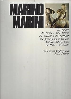 MARINO MARINI - Lo scultore dei cavalli: Busignani, Alberto -