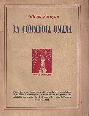 LA COMMEDIA UMANA: Saroyan, William