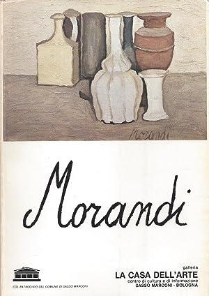 GIORGIO MORANDI (1890-1964) Disegni, acqueforti, acquarelli, oli: Morandi, Giorgio -