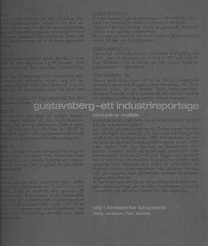 GUSTAVSBERG-ETT INDUSTRIEREPORTAGE särtryck ur mobilia - Special: Karlsson, Stig T.