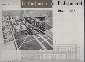 LE CORBUSIER & P. JEANNERET OEUVRE COMPLETE 1934-1938