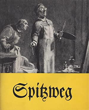 Ausstellung CARL SPITZWEG Zur 150. Wiederkehr seines: Röthel, Hans Konrad