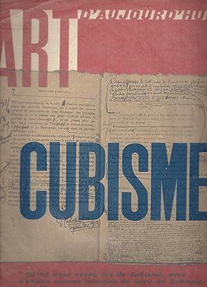 ART d'aujourd'hui - Série 4 N° 3-4: Bloc, André -