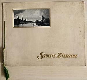 Stadt Zürich - Album mit 46 Ansichten: Wehrli, A.G.