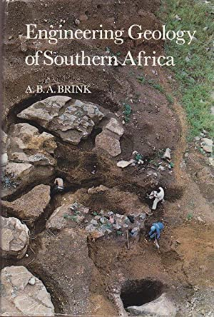 Engineering Geology of Southern Africa. The first: Brink, A.B.A.: