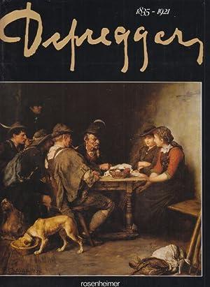 Defregger 1835 - 1921.: Defregger, Hans Peter:
