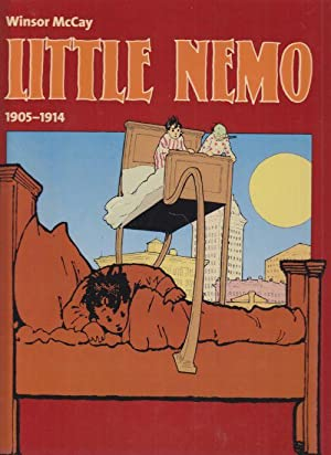 Little Nemo. Little Nemo in Slumberland. Littel: McCay, Winsor: