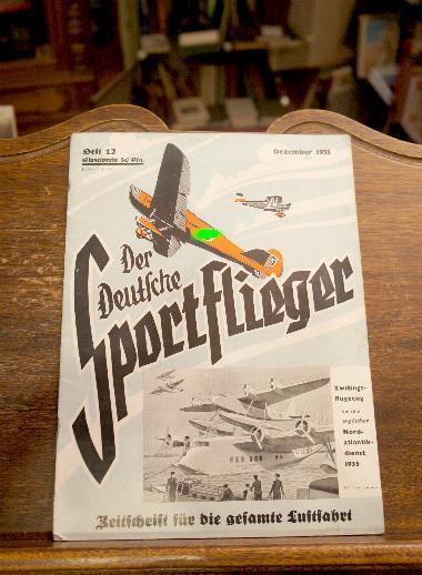 Der Deutsche Sportflieger : Dezember 1935 : Seyboth, Karl (Schriftl):