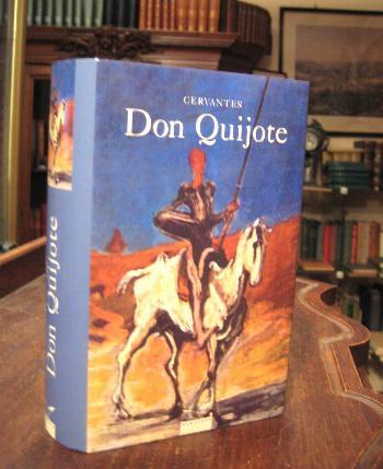 Don Quijote [von der Mancha]. Aus dem: Cervantes Saavedra, Miguel