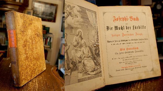 Josephi-Buch oder: Die Macht der Fürbitte des: Ott, Georg: