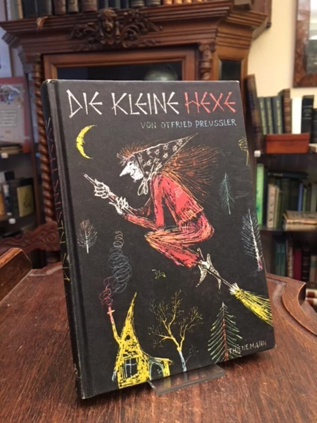 Die kleine Hexe. Mit Illustrationen von Winnie: Preussler, Otfried: