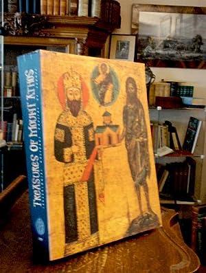 Treasures of Mount Athos.: Karakatsanis, Athanasios A.
