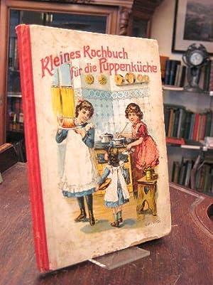 Kleines Kochbuch für die Puppenküche.