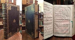 Missale Romanum [lat 1788].- Missale Cisterciense juxta