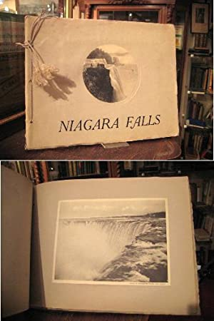 Niagara Falls. Published by A. Wittemann Souvenir Books and Post Cards.: Wittemann, A.: