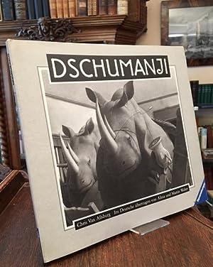 Dschumanji : Ein Dschungelabenteuerspiel - Ein Bilderbuch: Van Allsburg, Chris: