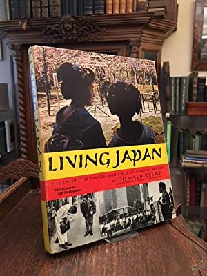 Living Japan : (the land, the people: Keene, Donald: