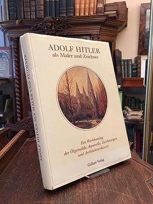 Adolf Hitler als Maler und Zeichner : Price, Biily F.