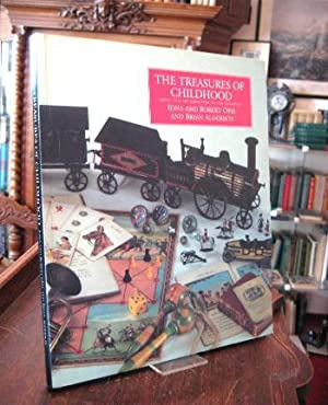 The Treasures of Childhood : Books, Toys, and Games from the Opie Collection.