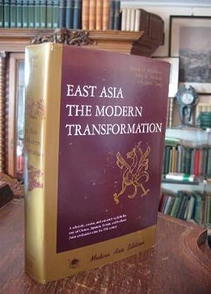 East Asia : The Modern Transformation [=: Reischauer, Edwin O.