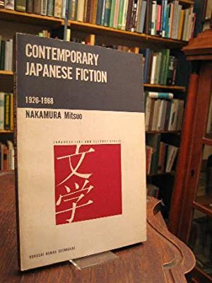 Contemporary Japanese Fiction 1926-1968.