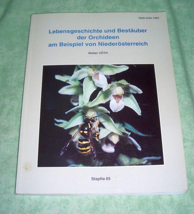 Gartenbau Linz lebensgeschichte und bestäuber der orchideen am beispiel