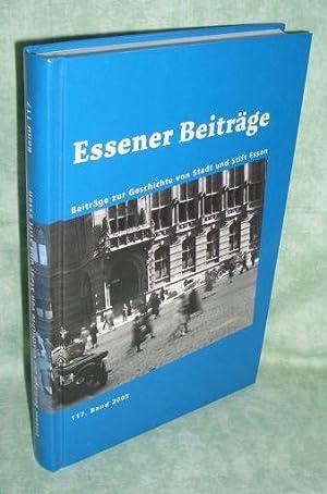 125 Jahre Historischer Verein für Stadt und Stift Essen.: Deutschland Orts- + Landeskunde ...