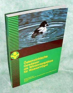 Österreichische Gewässer als Winterrastplätze für Wasservögel. Auswertung ...