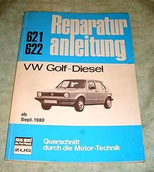 VW Golf-Diesel. ab Sept. 1980.: Auto + Motorrad