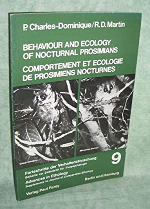 Behaviour and ecology of nocturnal prosimians. Field: Zoologie - Charles-Dominique,
