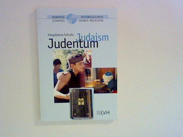 Kompass Judentum = Compass Judaism. [Engl. Übers.: Pamela Biel]