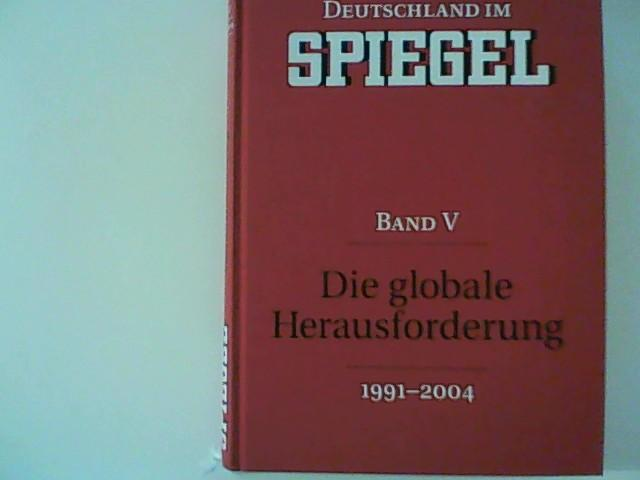 Die globale herausforderung 1991 2004 band 5 for Spiegel verlag hamburg
