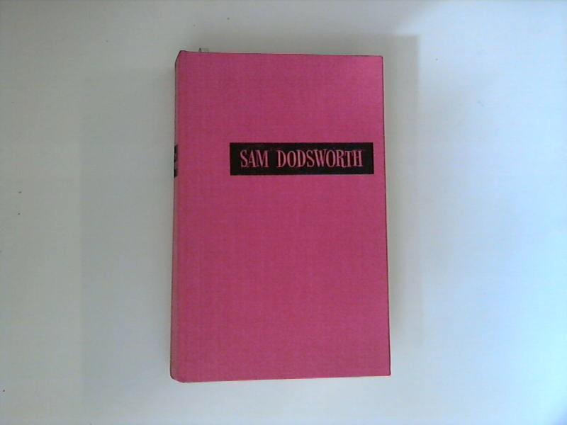 Sam Dodsworth Übers. von Franz Fein: Lewis, Sinclair: